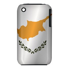 Flag Of Cyprus Apple iPhone 3G/3GS Hardshell Case (PC+Silicone)