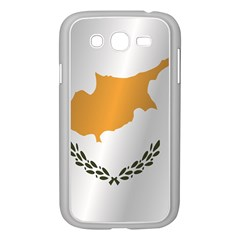 Flag Of Cyprus Samsung Galaxy Grand DUOS I9082 Case (White)