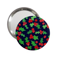 Holly Jolly Christmas 2.25  Handbag Mirrors