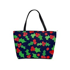 Holly Jolly Christmas Shoulder Handbags