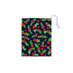 Holly Jolly Christmas Drawstring Pouches (xs)