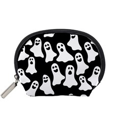 Halloween Ghosts Accessory Pouches (Small)