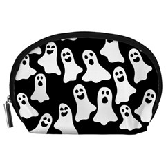 Halloween Ghosts Accessory Pouches (large)