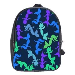 Mermaids School Bags (xl)