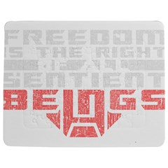 Freedom Is The Right Grunge Jigsaw Puzzle Photo Stand (rectangular)