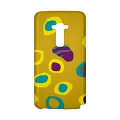 Yellow abstraction LG G Flex