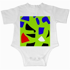 Green abstraction Infant Creepers