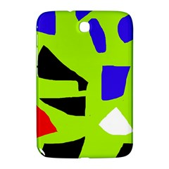 Green abstraction Samsung Galaxy Note 8.0 N5100 Hardshell Case