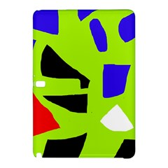 Green abstraction Samsung Galaxy Tab Pro 10.1 Hardshell Case