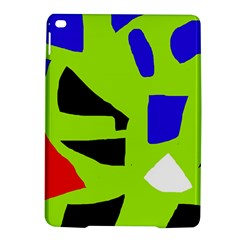 Green abstraction iPad Air 2 Hardshell Cases