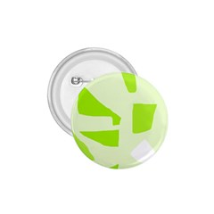Green abstract design 1.75  Buttons