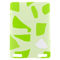 Green abstract design Kindle Touch 3G