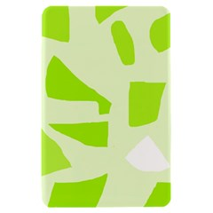 Green abstract design Kindle Fire (1st Gen) Hardshell Case