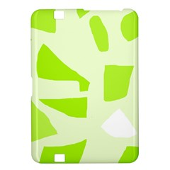 Green abstract design Kindle Fire HD 8.9