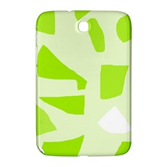 Green abstract design Samsung Galaxy Note 8.0 N5100 Hardshell Case