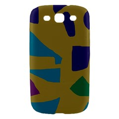 Colorful abstraction Samsung Galaxy S III Hardshell Case