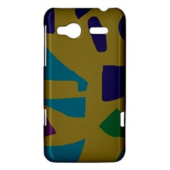 Colorful abstraction HTC Radar Hardshell Case