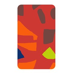 Red abstraction Memory Card Reader