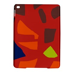 Red abstraction iPad Air 2 Hardshell Cases