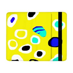 Yellow abstract pattern Samsung Galaxy Tab Pro 8.4  Flip Case