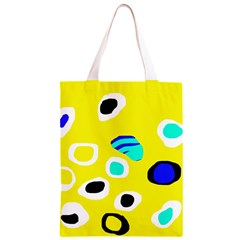 Yellow abstract pattern Classic Light Tote Bag