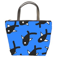 Cute fishes Bucket Bags