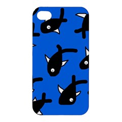 Cute fishes Apple iPhone 4/4S Hardshell Case