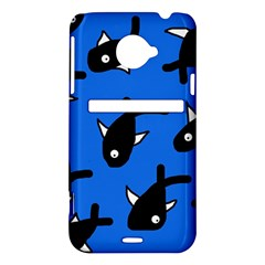 Cute fishes HTC Evo 4G LTE Hardshell Case