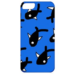 Cute fishes Apple iPhone 5 Classic Hardshell Case