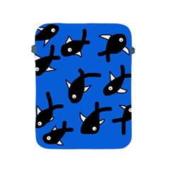 Cute fishes Apple iPad 2/3/4 Protective Soft Cases