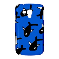 Cute fishes Samsung Galaxy Duos I8262 Hardshell Case