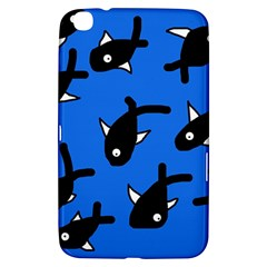 Cute fishes Samsung Galaxy Tab 3 (8 ) T3100 Hardshell Case