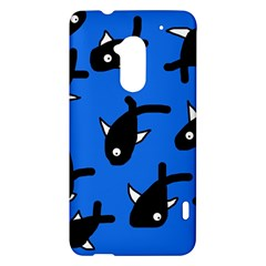 Cute fishes HTC One Max (T6) Hardshell Case