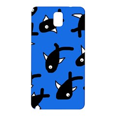 Cute fishes Samsung Galaxy Note 3 N9005 Hardshell Back Case