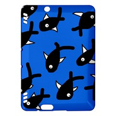 Cute fishes Kindle Fire HDX Hardshell Case