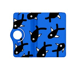 Cute fishes Kindle Fire HDX 8.9  Flip 360 Case