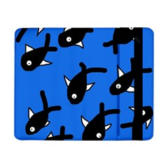 Cute fishes Samsung Galaxy Tab Pro 8.4  Flip Case
