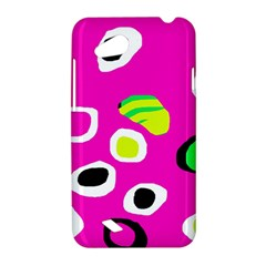 Pink abstract pattern HTC Desire VC (T328D) Hardshell Case
