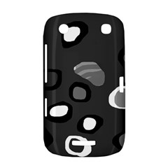 Gray abstract pattern BlackBerry Curve 9380