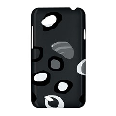 Gray abstract pattern HTC Desire VC (T328D) Hardshell Case