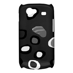 Gray abstract pattern Samsung Galaxy Nexus S i9020 Hardshell Case
