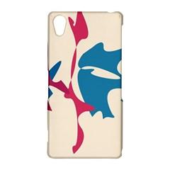 Decorative amoeba abstraction Sony Xperia Z2