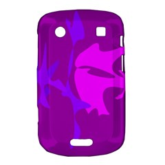 Purple, pink and magenta amoeba abstraction Bold Touch 9900 9930