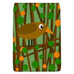Brown bird Flap Covers (L)
