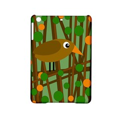 Brown bird iPad Mini 2 Hardshell Cases