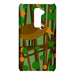 Brown bird LG G2