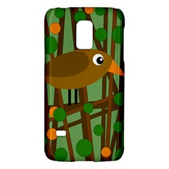 Brown bird Galaxy S5 Mini