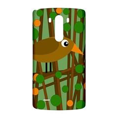 Brown bird LG G3 Back Case