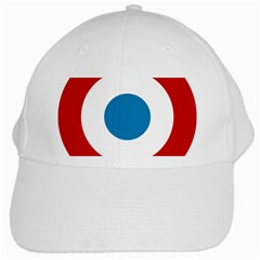 Roundel of the French Air Force  White Cap