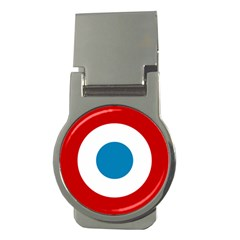 Roundel of the French Air Force  Money Clips (Round)